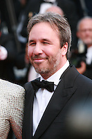 Director Denis Villeneuve at the gala screening for the film Sicario at the 68th Cannes Film Festival, Tuesday May 19th 2015, Cannes, France.
