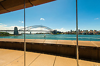 Sydney Harbour Bridge, Sydney, New South Wales, Australia