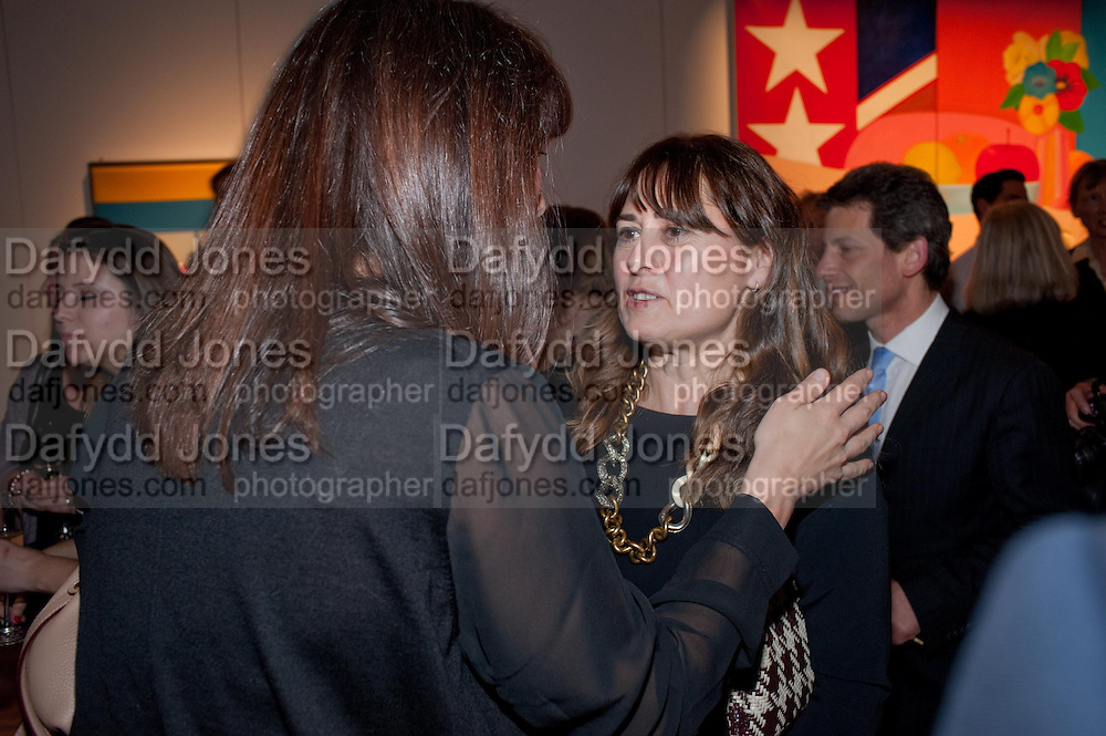 SAMANTHA CAMERON; ALEXANDRA SHULMAN , Can we Still Be Friends- by Alexandra Shulman.- Book launch. Sotheby's. London. 28 March 2012.
