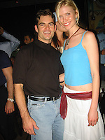 Jeff Gordon at Candyland Weekly Party-2002 at Serafina Restaurant, New York.<br /> April 18, 2002.<br /> Photo by Celebrityvibe.com