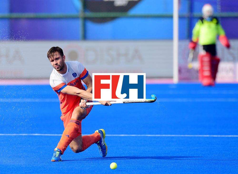 Odisha Men's Hockey World League Final Bhubaneswar 2017<br /> Match id:04<br /> Netherlands vs Spain<br /> Foto: Martijn Havenga (Ned) <br /> WORLDSPORTPICS COPYRIGHT FRANK UIJLENBROEK