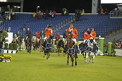 FEI Nations Cup Siegerehrung<br /> CHIO Aachen - 2011<br /> (c) www.sportfotos-Lafrentz. de/Stefan Lafrentz