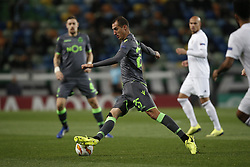 December 13, 2018 - Lisbon, Portugal - Radoslav Petrovic of Sporting  in action  during UEFA Europa League football match between Sporting CP vs Vorskla, in Lisbon, on December 13, 2018. (Credit Image: © Carlos Palma/NurPhoto via ZUMA Press)