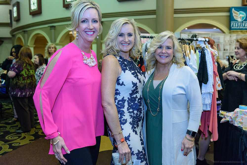 Groups at Macy's Kentucky Derby Festival Spring Fashion Show Thursday, March 30, 2017, in the Showroom at Horseshoe Southern Indiana in Elizabeth, Ind. (Photo by Brian Bohannon)