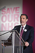 Dr Hamish MeldrumChairman, BMA. This week as the governments controversial Health and Social Care Bill enters its final stages in the House of Lords, patients, health workers and campaigners are to come together on Wednesday for a TUC-organised Save Our NHS rally in Westminster. On Wednesday (7 March 2012) over 2,000 nurses, midwives, doctors, physiotherapists, managers, paramedics, radiographers, cleaners, porters and other employees from across the health service will join with patients to fill Central Hall Westminster. Once inside they will listen to speeches from politicians, fellow health workers, union leaders and health service users.