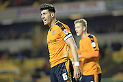 Danny Batth during the Sky Bet Championship match between Wolverhampton Wanderers and Bristol City at Molineux, Wolverhampton, England on 8 March 2016. Photo by Daniel Youngs.