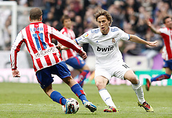 02.04.2011, Estadio Santiago Bernabeu, Madrid, ESP, LA Liga, Real Madrid vs Sporting de Gijon, im Bild Real Madrid's Sergio Canales during La Liga Match. April 02, 2011, EXPA Pictures © 2011, PhotoCredit: EXPA/ Alterphotos/ Alvaro Hernandez