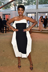 Jennifer Hudson at the Glamour Women of The Year Awards 2017 in association with Next held in Berkeley Square Gardens, London England. 6 June 2017.