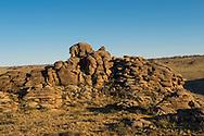 mongolia, Ikh Nart Nature Preserve, steppe,