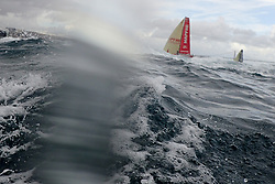 November 3, 2017 - Lisbon, Portugal - MAPFRE team captained by Spanish Xabi Fernandez in action during the Volvo Ocean Race 2017-2018 In-port Race at the Tagus River in Lisbon, Portugal on November 3, 2017. (Credit Image: © Pedro Fiuza/NurPhoto via ZUMA Press)