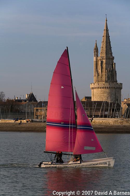 Tour de la Lanterne, La Rochelle, Charante Maritme, Poitou-Charantes, France