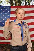 Ben Valleau Boy Scouting photos