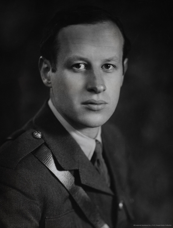 Sir Eugene Goossens, composer and conductor, England, UK, 1918