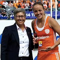 DEN HAAG - Rabobank Hockey World Cup<br /> 38 Final: Netherlands - Australia<br /> Netherlands world champion.<br /> Foto: maartje Paumen.<br /> COPYRIGHT FRANK UIJLENBROEK FFU PRESS AGENCY
