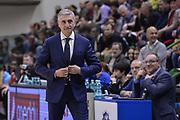 DESCRIZIONE : Eurocup 2015-2016 Last 32 Group N Dinamo Banco di Sardegna Sassari - Szolnoki Olaj<br /> GIOCATORE : Marco Calvani<br /> CATEGORIA : Allenatore Coach<br /> SQUADRA : Dinamo Banco di Sardegna Sassari<br /> EVENTO : Eurocup 2015-2016<br /> GARA : Dinamo Banco di Sardegna Sassari - Szolnoki Olaj<br /> DATA : 03/02/2016<br /> SPORT : Pallacanestro <br /> AUTORE : Agenzia Ciamillo-Castoria/L.Canu