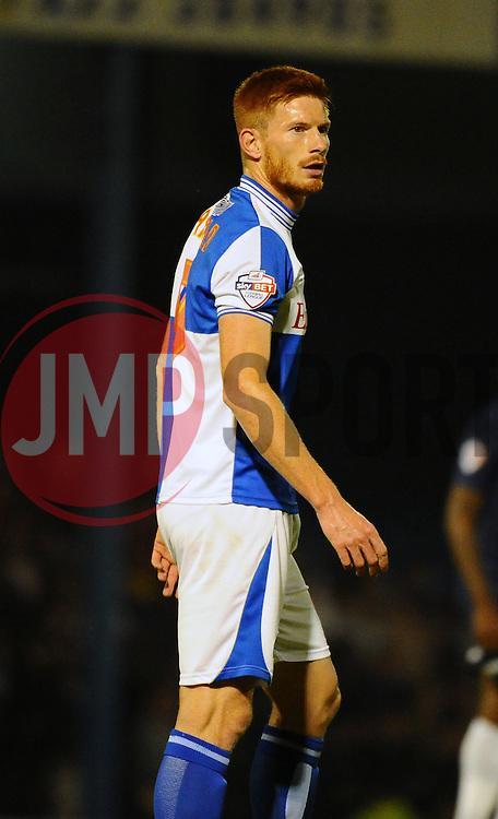 Bristol Rovers' Matt Harrold - Photo mandatory by-line: Seb Daly/JMP - Tel: Mobile: 07966 386802 27/09/2013 - SPORT - FOOTBALL - Roots Hall - Southend - Southend United V Bristol Rovers - Sky Bet League Two
