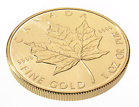 canadian fine gold coin