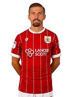 Gary O'Neil of Bristol City  - Mandatory by-line: Matt McNulty/JMP - 01/08/2017 - FOOTBALL - Ashton Gate - Bristol, England - Bristol City Headshots