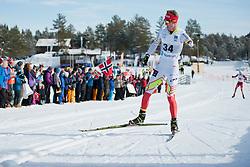 ARENDZ Mark, CAN, Biathlon Pursuit, 2015 IPC Nordic and Biathlon World Cup Finals, Surnadal, Norway