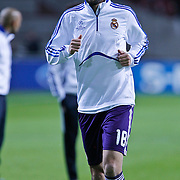 NLD/Amsterdam/20101123 - Ajax - Real Madrid, Raul Albiol (18)