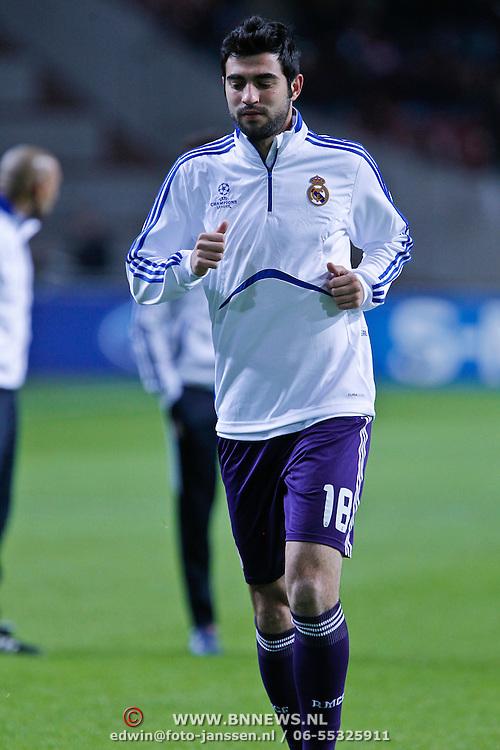 NLD/Amsterdam/20101123 - Ajax - Real Madrid, Raul Albiol (18)