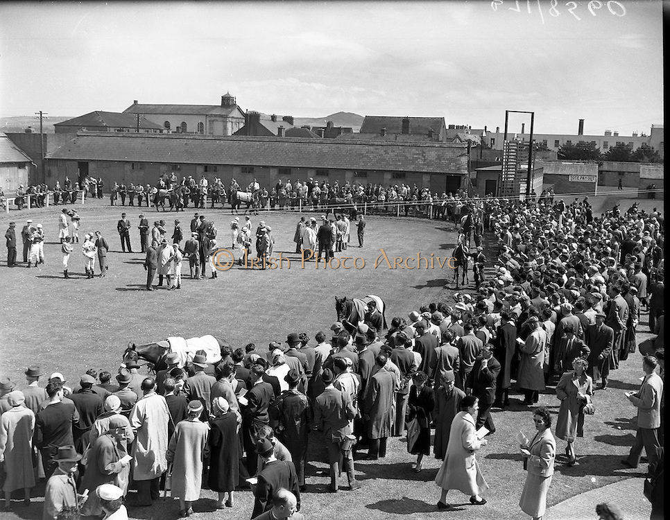 06/06/1959<br /> 06/06/1959<br /> 06 June 1959<br /> Racing at Baldoyle.