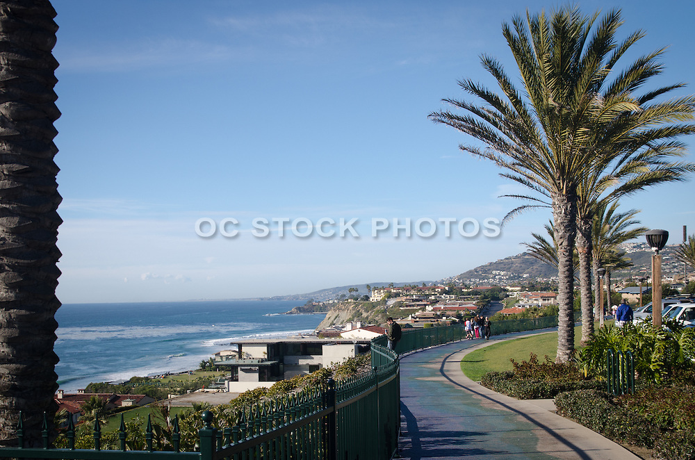 The Strand Vista Park and Beach at the Headlands in Dana Point