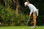 Marissa Steen during the final round of the IOA Golf Classic at Alaqua Country Club on March {today day}, 2014 in Longwood, Florida.<br /> <br /> ©2014 Scott A. Miller