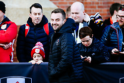 Matt Parsons of Bristol City - Rogan/JMP - 07/12/2019 - Craven Cottage - London, England - Fulham v Bristol City - Sky Bet Championship.