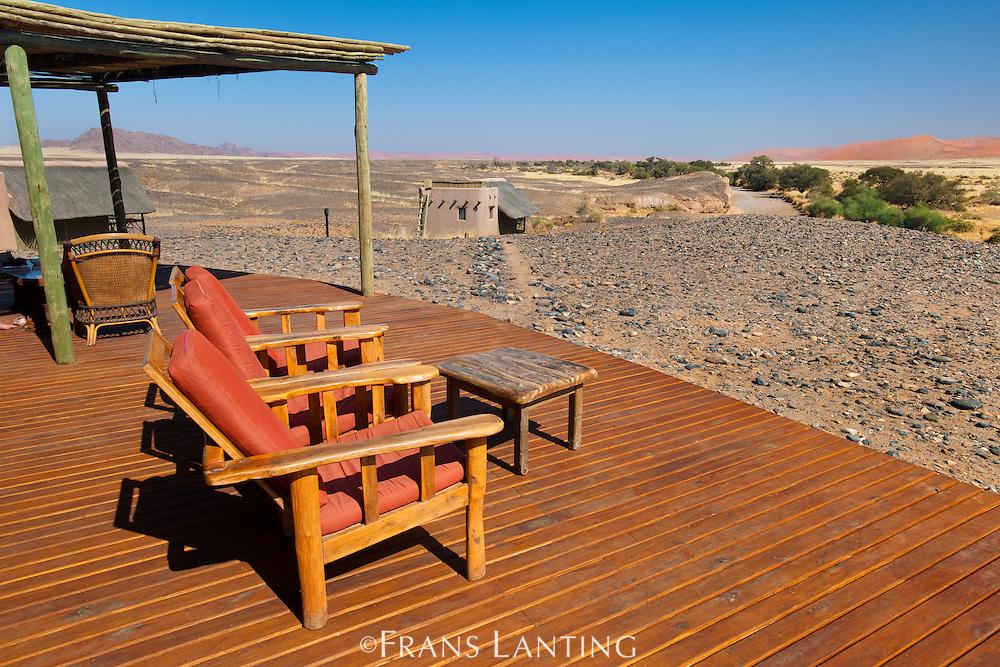 Kulala Desert Lodge, Namib-Naukluft National Park, Namibia
