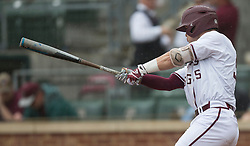 Brown vs. Texas A&M in an NCAA college baseball game, Wednesday, March 11, 2017, in College Station, Texas.