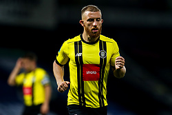 George Thomson of Harrogate Town - Mandatory by-line: Robbie Stephenson/JMP - 16/09/2020 - FOOTBALL - The Hawthorns - West Bromwich, England - West Bromwich Albion v Harrogate Town - Carabao Cup