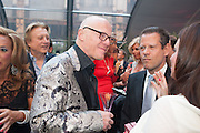 JOHN CAUDWELL; , Gabrielle's Gala 2013 in aid of  Gabrielle's Angels Foundation UK , Battersea Power station. London. 2 May 2013.