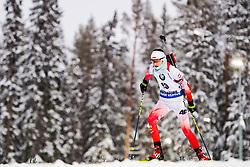 March 8, 2019 - –Stersund, Sweden - 190308 Monika Hojnisz of Poland competes in the Women's 7.5 KM sprint during the IBU World Championships Biathlon on March 8, 2019 in Östersund..Photo: Petter Arvidson / BILDBYRÃ…N / kod PA / 92247 (Credit Image: © Petter Arvidson/Bildbyran via ZUMA Press)