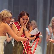 NLD/Nijkerk/20110710 - Miss Nederland verkiezing 2011, Miss Nederland 2011 is geworden Miss Drenthe Jill Lauren de Robles