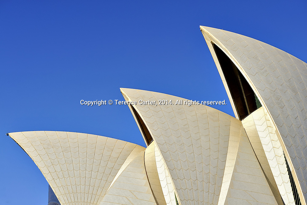 Sydney Opera House, Sydney, Australia. Copyright 2014 Terence Carter / Grantourismo. All Rights Reserved.