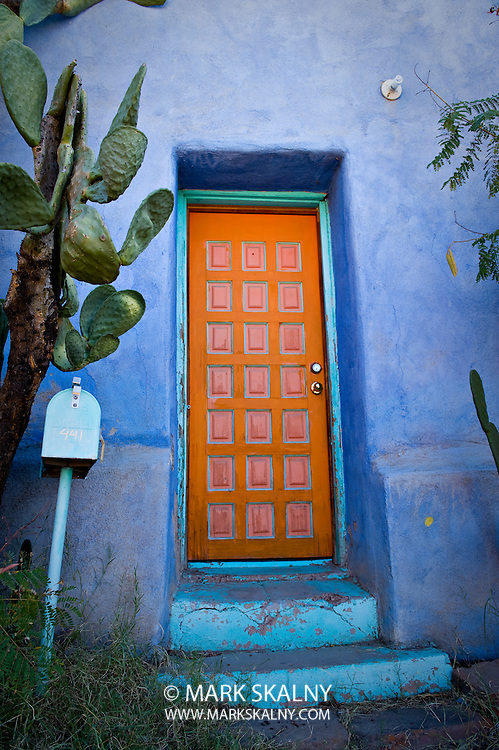 Tucson's Historic Barrio District, Tucson, Arizon Photos by Mark Skalny