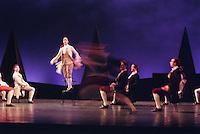 Le Parc by Angelin Pierljocaj. Paris Opera Ballet