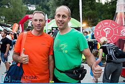 Matjaz Lesar at 10th Nocna 10ka 2016, traditional run around Bled's lake, on July 09, 2016 in Bled,  Slovenia. Photo by Vid Ponikvar / Sportida