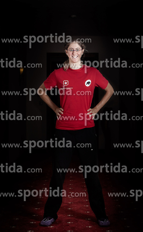 06.09.2012, Vitaslhotel Saliter Hof, Saalfelden, AUT, Swiss Cycling Fototermin, im Bild Katrin Leumann (SUI). EXPA Pictures © 2012, PhotoCredit: EXPA/ Juergen Feichter