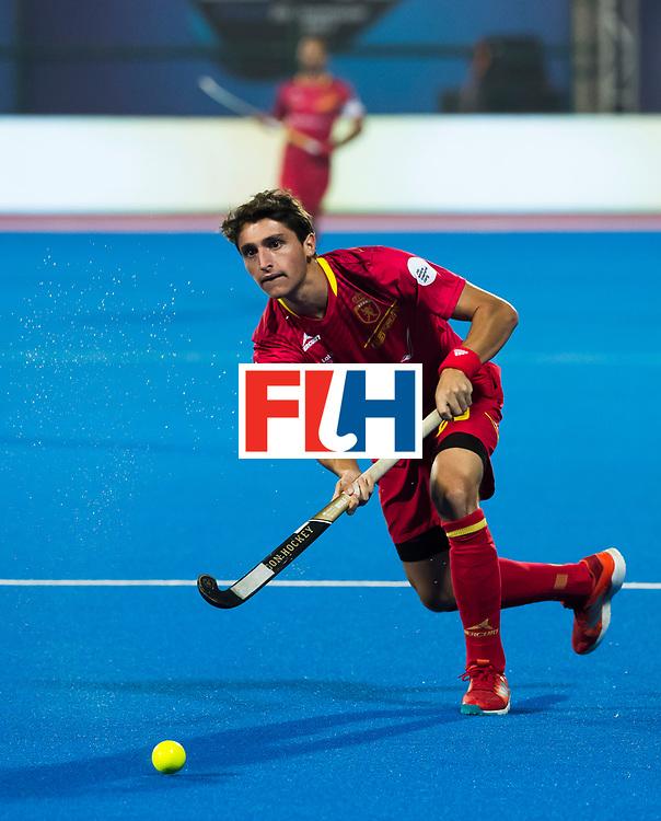 BHUBANESWAR -  .Marc Bolto (Esp) . Hockey World League finals , Quarter Finals . Spanje-Australie (1-4)  COPYRIGHT KOEN SUYK
