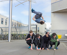 Waterford Parkour 2016