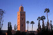 The Kutubia, Marrakesh, Morocco