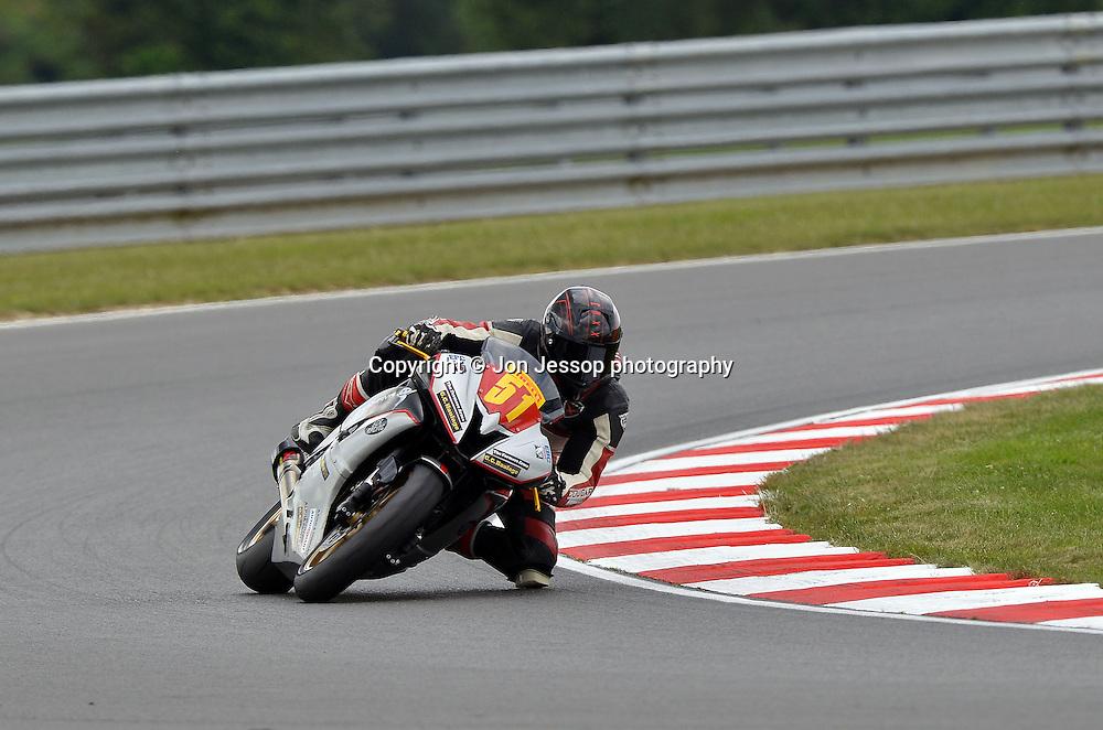 #51 Adam Cross Intek Adhesives/SGR Racing Yamaha Superstock 600