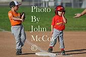 Orioles v Cardinals Pony League