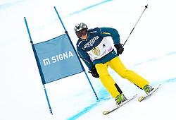 21.01.2017, Hahnenkamm, Kitzbühel, AUT, FIS Weltcup Ski Alpin, KitzCharity Trophy, im Bild Rolf Frech (Bentley) // during the KitzCharity Trophy of FIS Ski Alpine World Cup at the Hahnenkamm in Kitzbühel, Austria on 2017/01/21. EXPA Pictures © 2017, PhotoCredit: EXPA/ Serbastian Pucher
