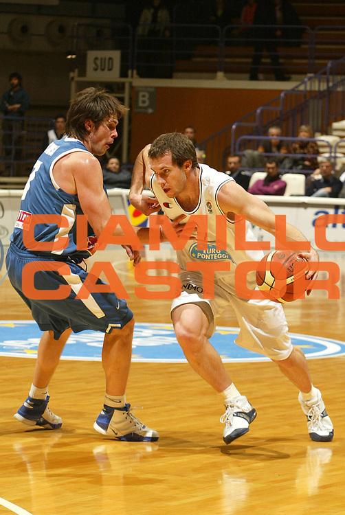 DESCRIZIONE : Bologna Fiba Cup 2006-07 Europonteggi Virtus Bologna BC Kalev Cramo <br /> GIOCATORE : Blizzard <br /> SQUADRA : Europonteggi Virtus Bologna <br /> EVENTO : Fiba Cup 2006-2007 <br /> GARA : Europonteggi Virtus Bologna BC Kalev Cramo <br /> DATA : 16/01/2007 <br /> CATEGORIA : Penetrazione <br /> SPORT : Pallacanestro <br /> AUTORE : Agenzia Ciamillo-Castoria/L.Villani