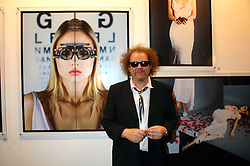 MIKE FIGGIS at the launch of 'Glenmorangie 5 Senses' an exhibition of photographs by Mike Figgis held at Proud Camden, Stables Market, London NW1 on 13th May 2008.<br />