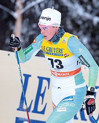 27.11.2016, Nordic Arena, Ruka, FIN, FIS Weltcup Langlauf, Nordic Opening, Kuusamo, Damen, im Bild Vesna Fabjan (SLO) // Vesna Fabjan of Slovenia during the Ladies FIS Cross Country World Cup of the Nordic Opening at the Nordic Arena in Ruka, Finland on 2016/11/27. EXPA Pictures © 2016, PhotoCredit: EXPA/ JFK