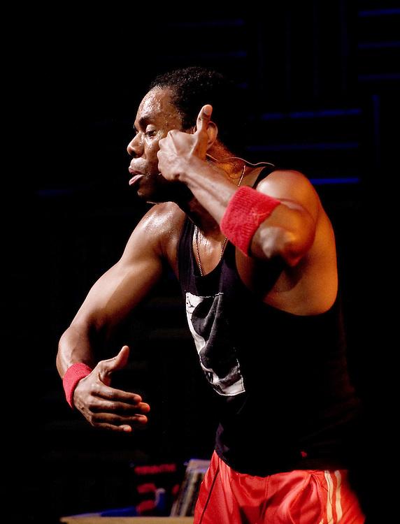Colman Domingo: A Boy and His Soul